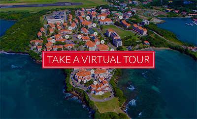 St.George's University, Caribbean Medical School, Virtual Tour